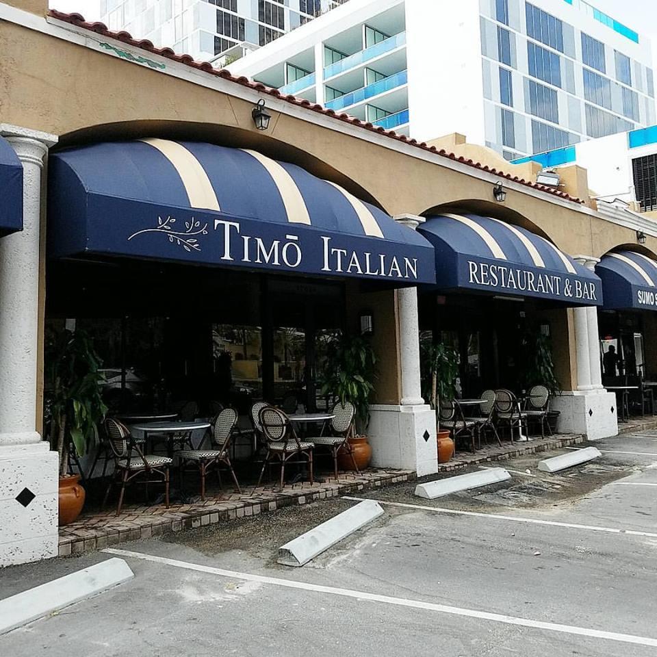 Timo Sunny Isles Beach Restaurant Italian