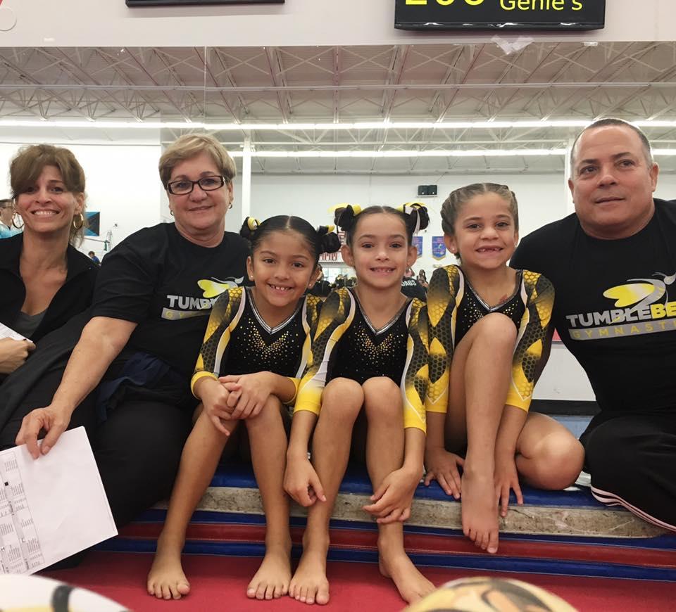 Tumblebees Gymnastics Information