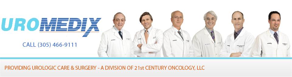 Uro-Medix | Division of 21st Century Oncology Establishment