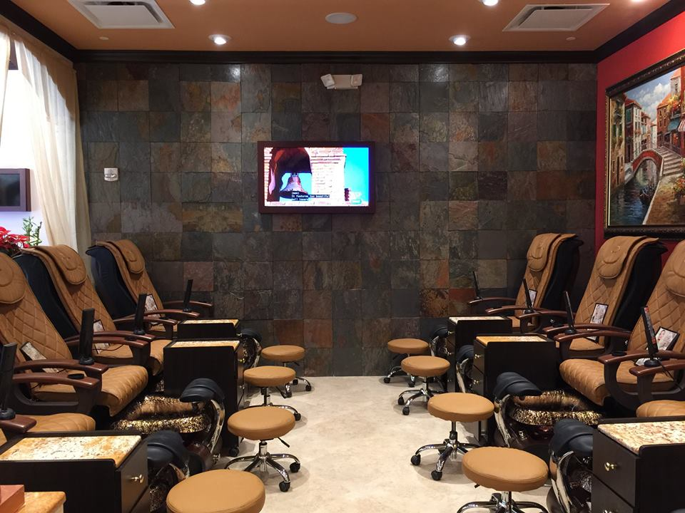 Venetian Nail Spa Wheelchairs