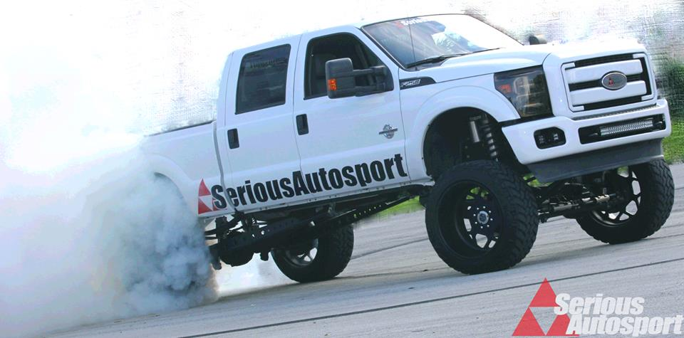 Serious Autosport Webpagedepot