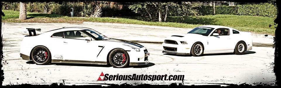 Serious Autosport Autoparts