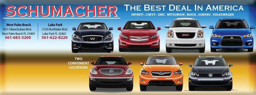 Schumacher Automotive Group Webpagedepot