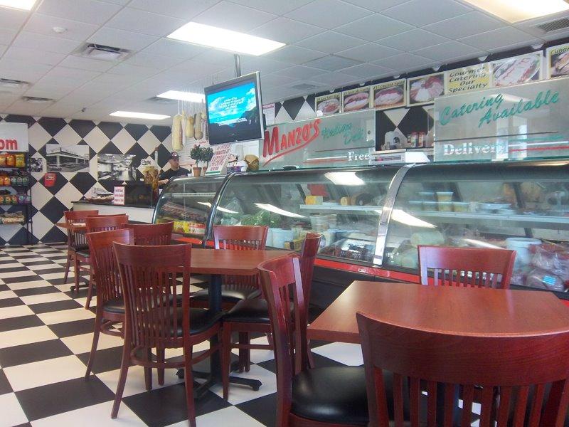 Manzo's Italian Deli - West Palm Beach Information