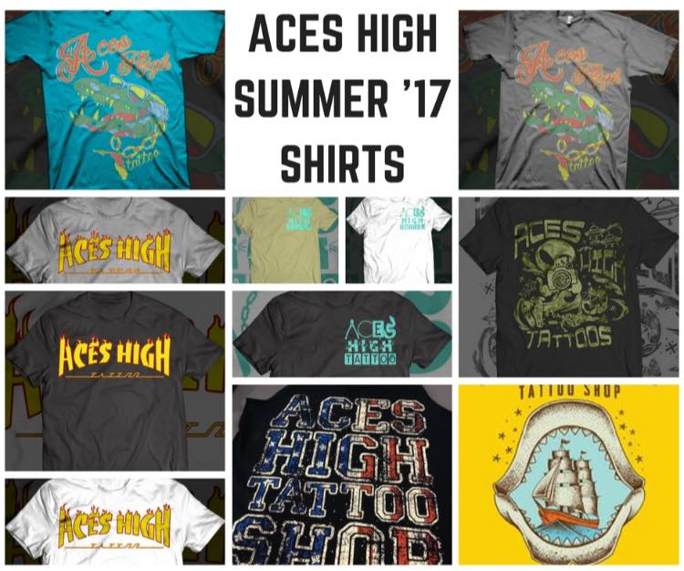 Aces High Tattoo Shop - Jupiter Convenience