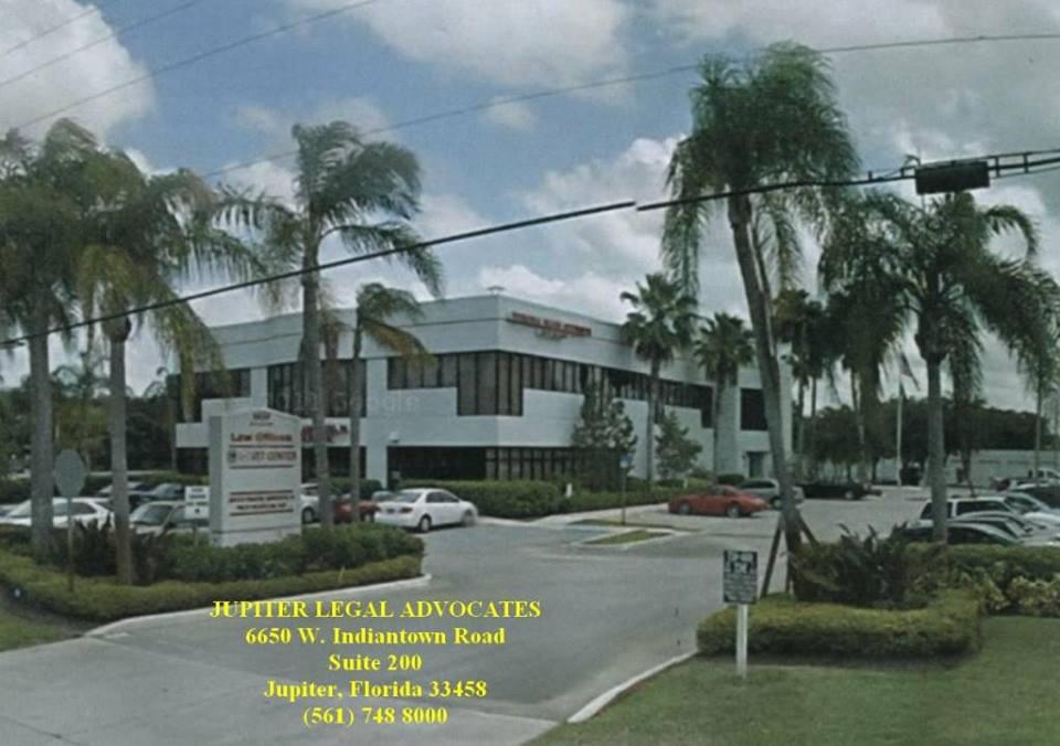 Jupiter Legal Advocates - Jupiter Appointments