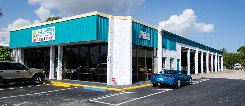 All County Auto Repair - Tequesta Certification