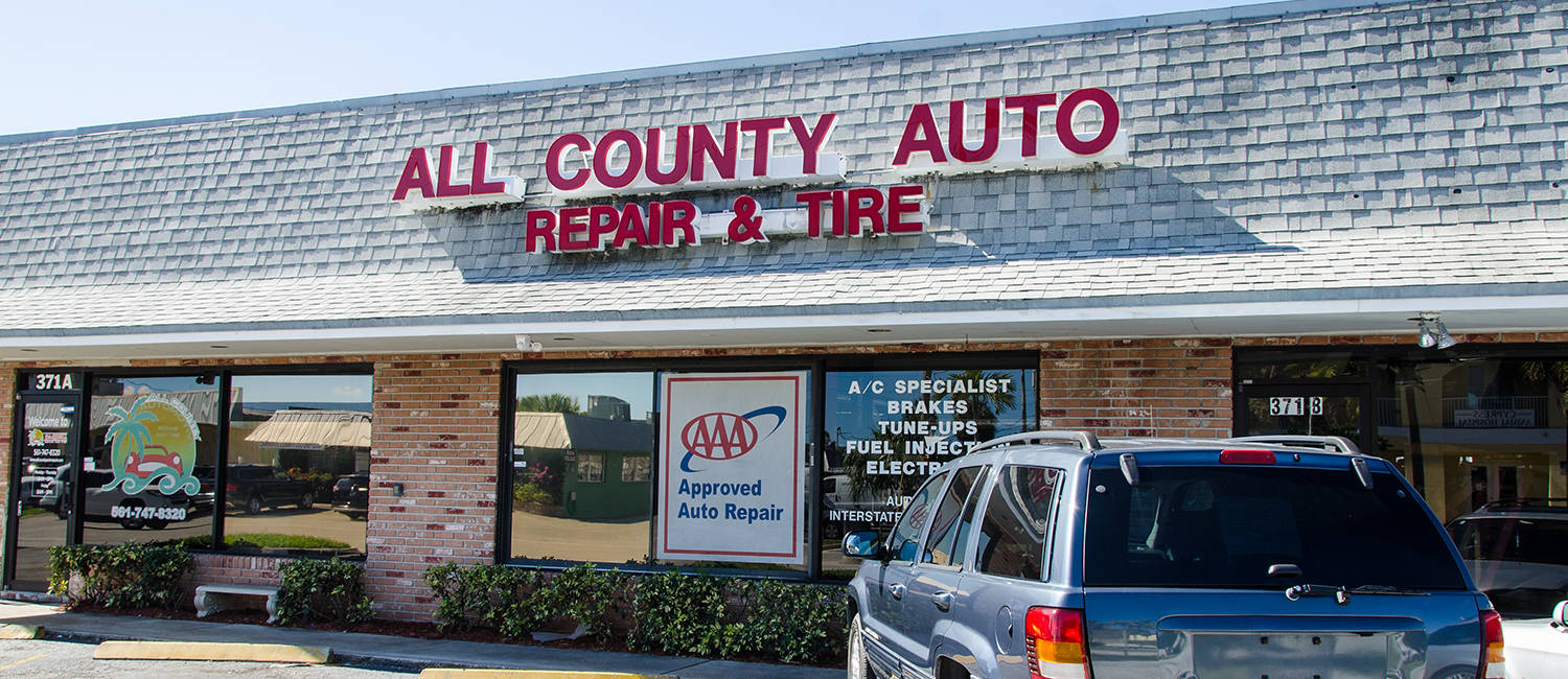All County Auto Repair - Tequesta Webpagedepot