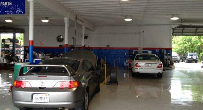 all star car repair