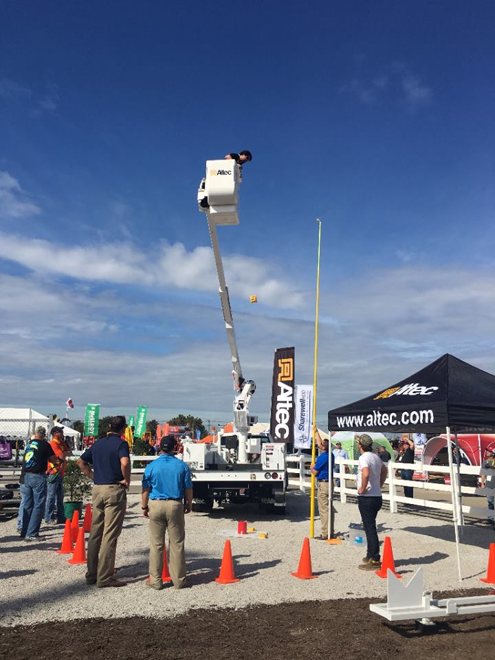 Altec Riviera Beach, Florida Service Center Interstate