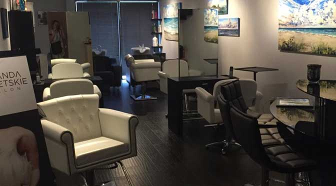 Amanda Covetskie Salon - North Palm Beach Wheelchairs