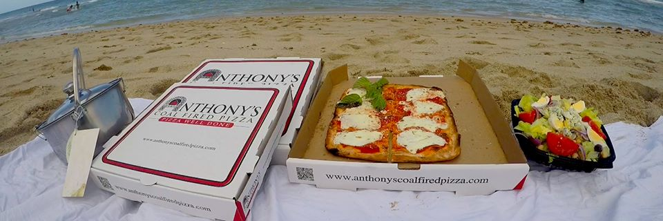 Anthony's Coal Fired Pizza Contemporary