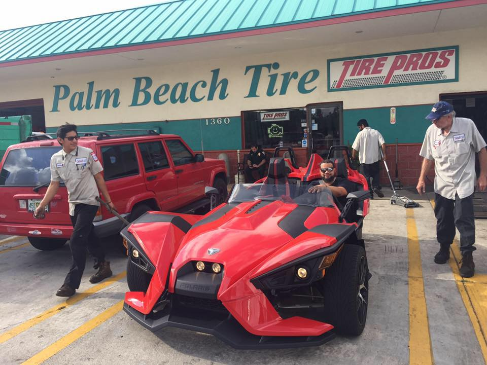 Palm Beach Tire Pros & Auto Repair auto parts