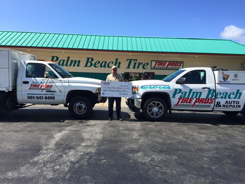 Palm Beach Tire Pros & Auto Repair batteries