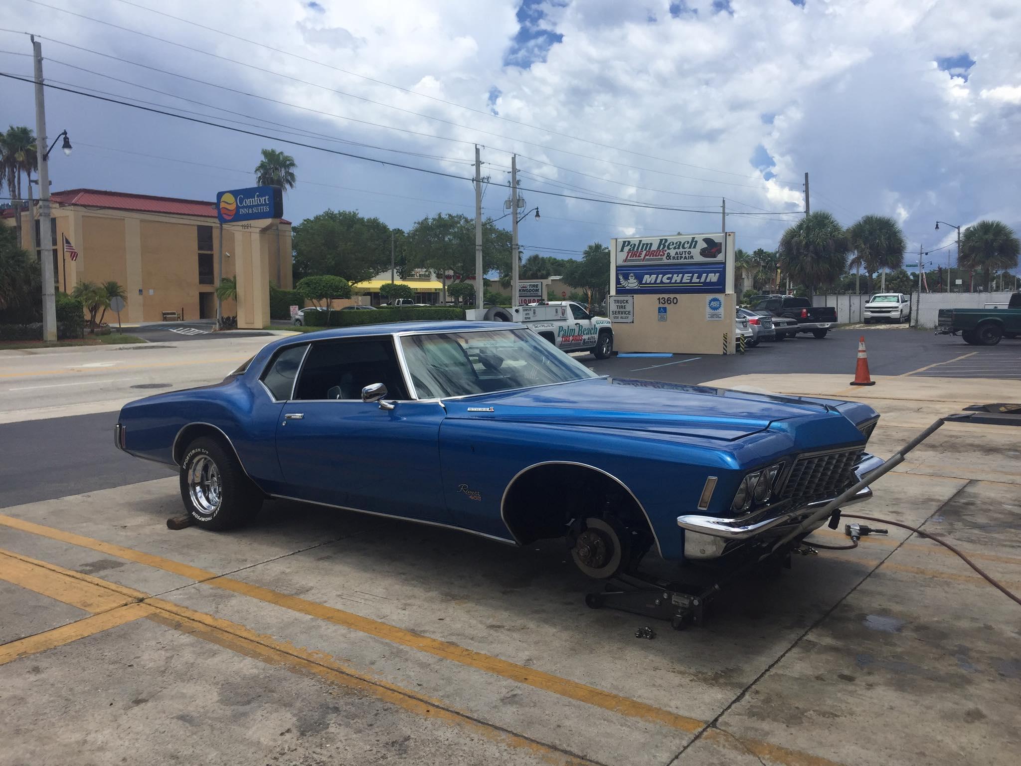 Palm Beach Tire Pros & Auto Repair Questions