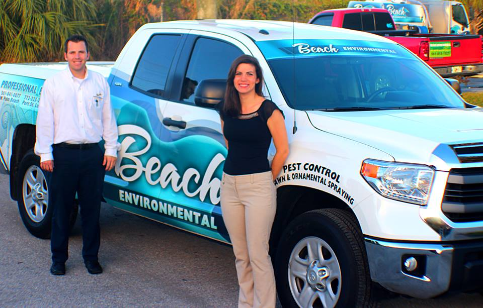 Beach Environmental Pest Control - Riviera Beach Documentation