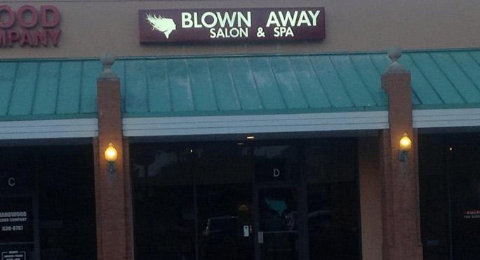 Blown Away Salon & Spa - Hendersonville Information