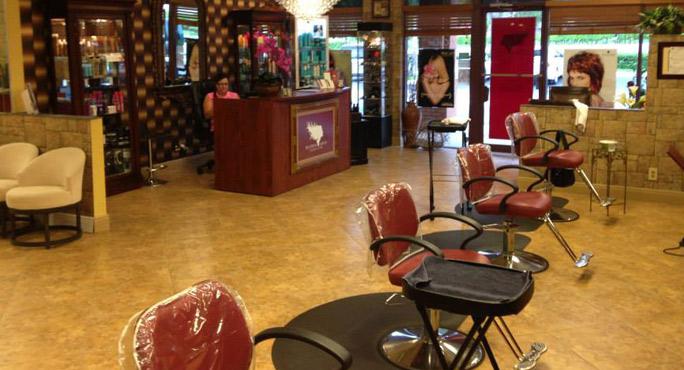 Blown Away Salon & Spa - Hendersonville Accommodate