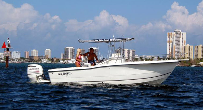 BlueWater Boat Jet Ski Rental - Riviera Beach Establishment