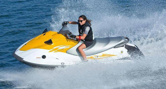 BlueWater Boat Jet Ski Rental - Riviera Beach Contemporary
