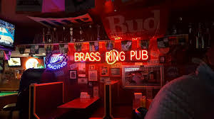 Brass Ring Pub sandwich