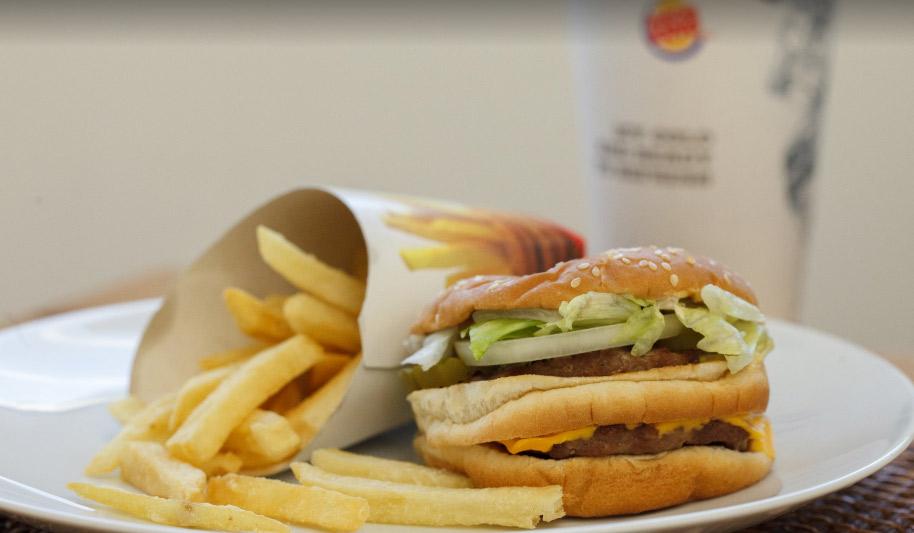 Burger King - Riviera Beach Environment