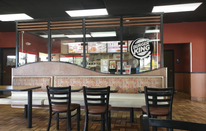 Burger King - Riviera Beach Wheelchairs