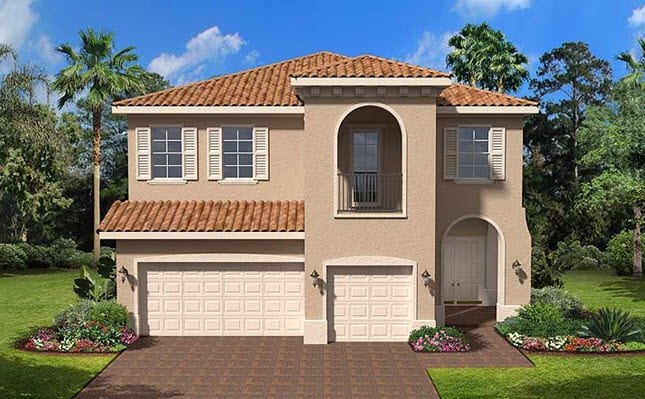CalAtlantic Homes at Watercrest at Parkland Contemporary