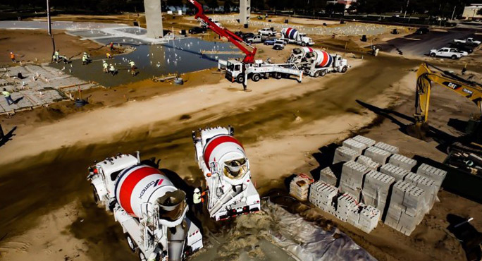 Cemex-Riviera Beach Construction