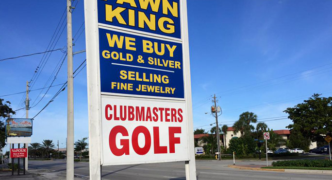 Club Masters - North Palm Beach Combination