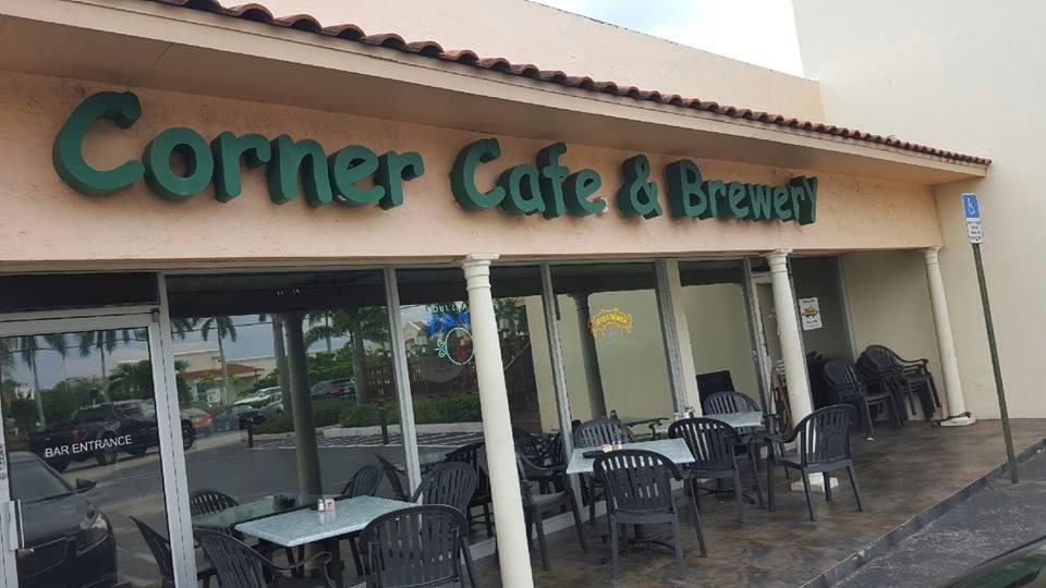 Corner Cafe Take Out Menu