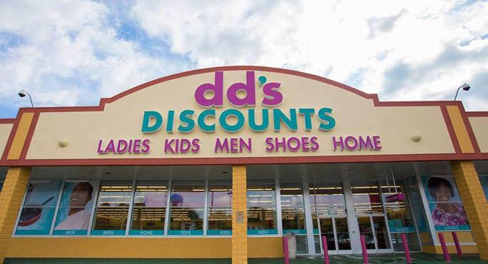 dd's DISCOUNTS-Riviera Beach Informative