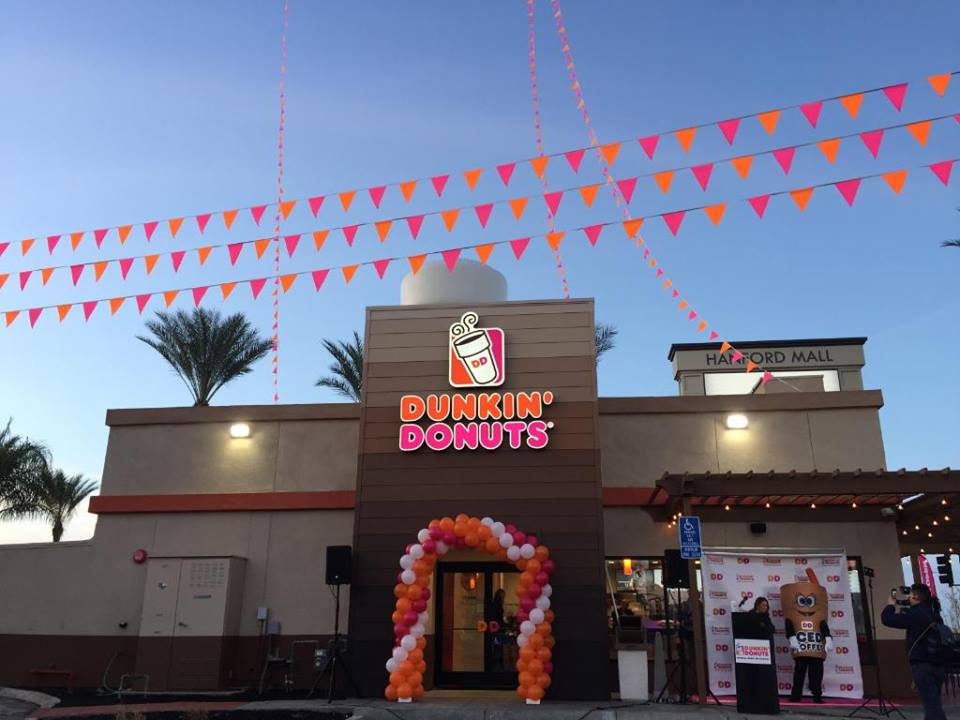 Dunkin' Donuts - Jupiter Information