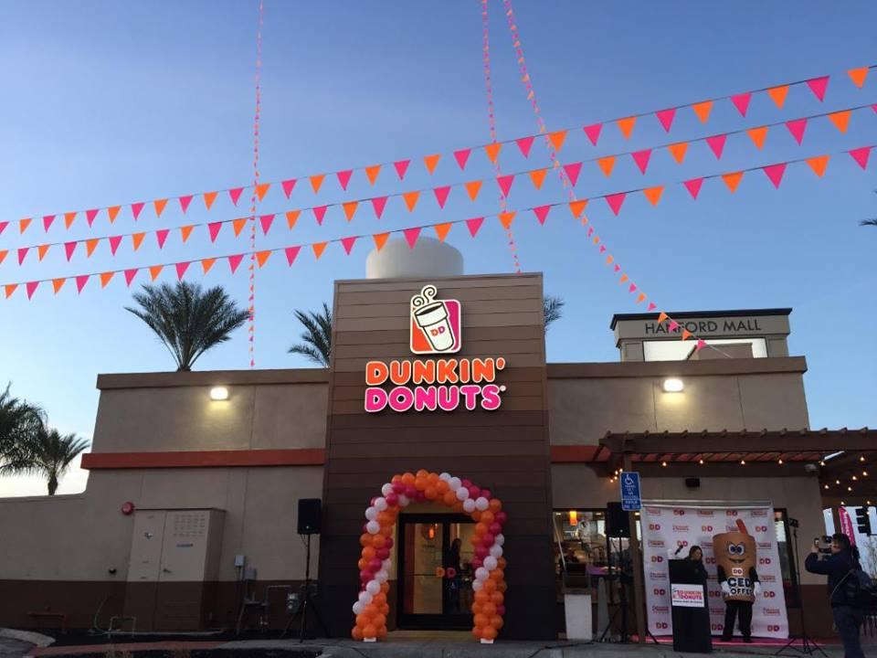 Dunkin' Donuts - Jupiter deli