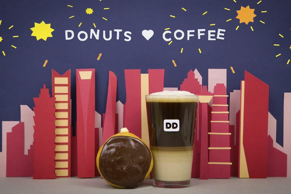 Dunkin' Donuts-Juno Beach Informative
