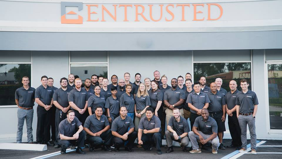 Entrusted Contracting - Riviera Beach Improvements