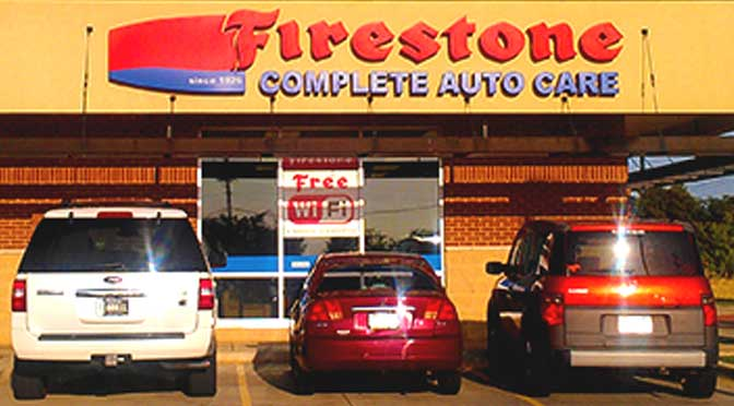 Firestone Complete Auto Care - Northlake Blvd Oil change