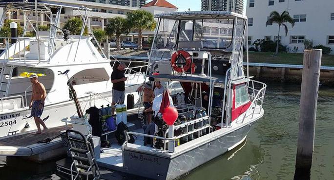 Florida Scuba Charters Information
