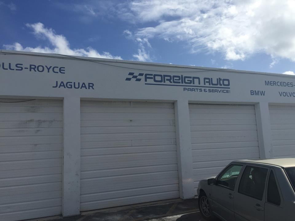 Foreign Auto Service Comfortable