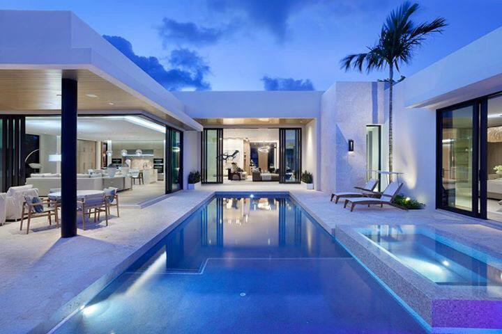 Fountain Blue Pool Services West Palm Beach Timeliness