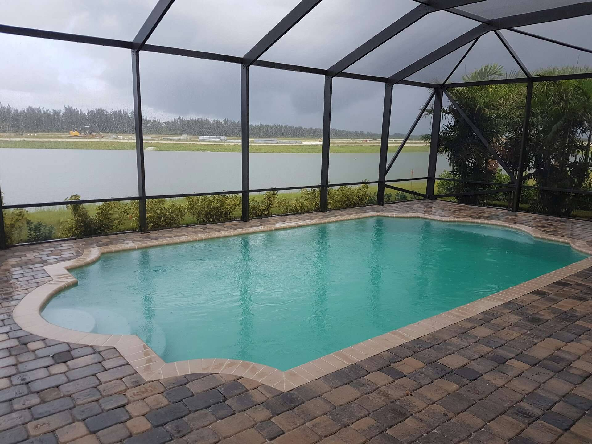 Fountain Blue Pool Services West Palm Beach Information