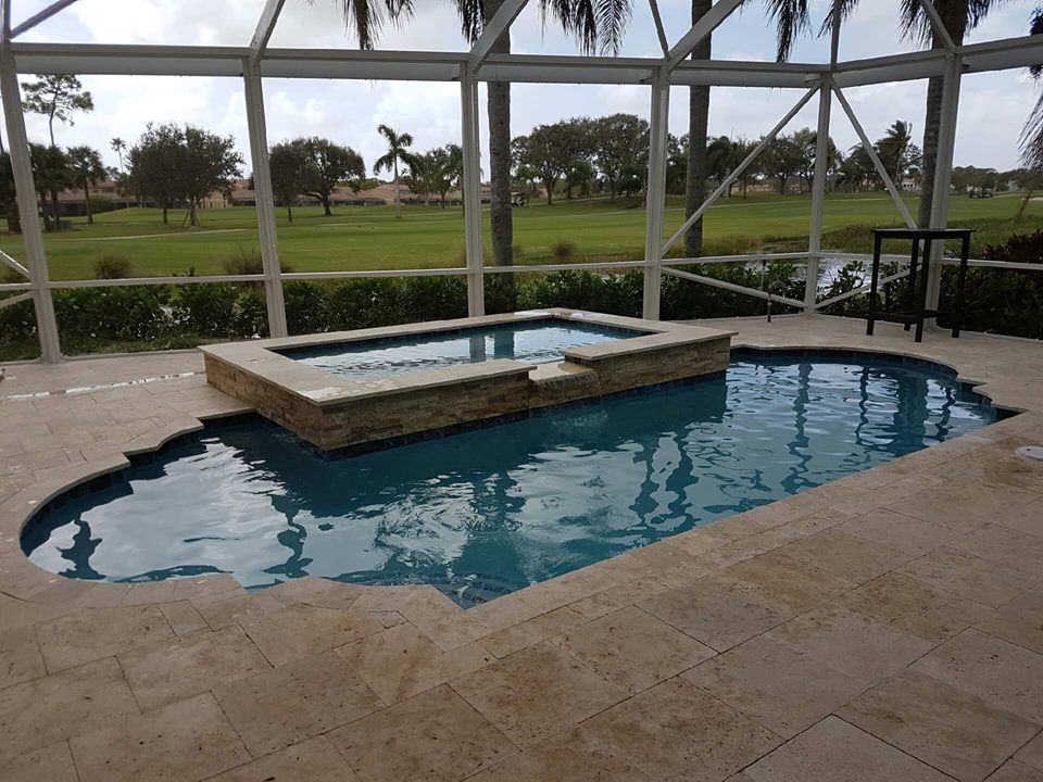 Fountain Blue Pool Services West Palm Beach Informative