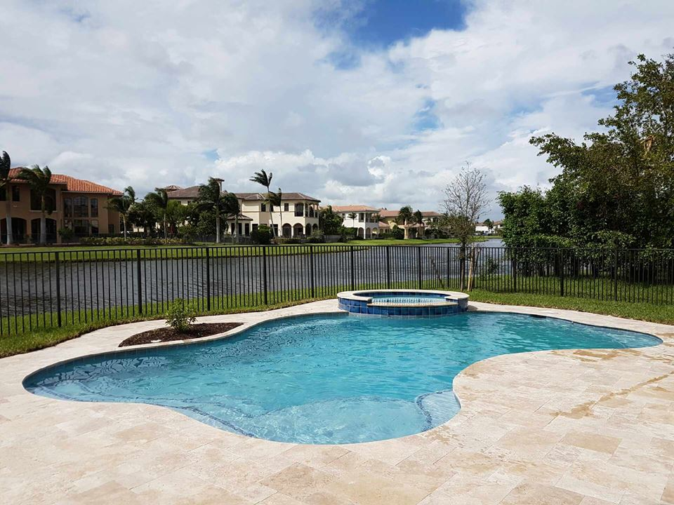Fountain Blue Pool Services - West Palm Beach Professionals