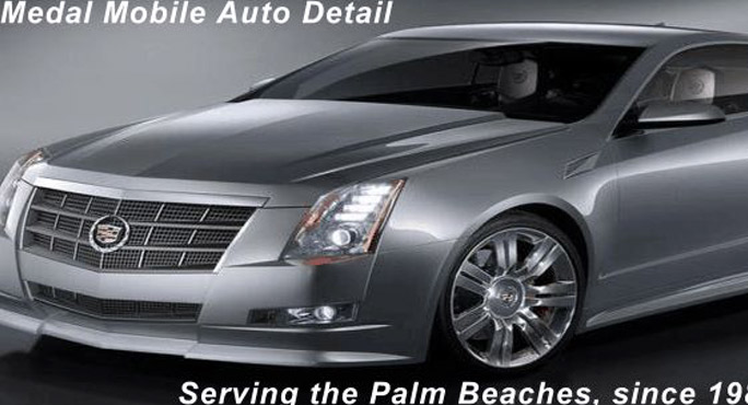 Gold Medal Mobile Auto Detail - North Palm Beach Organization