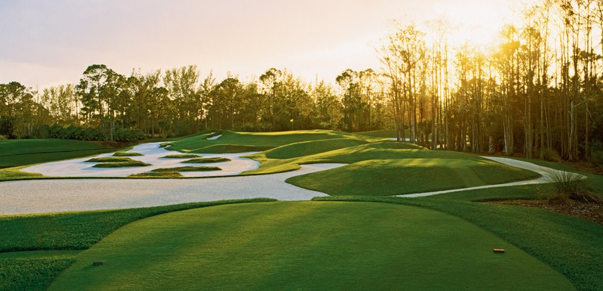 The Dye Preserve Golf Club - Jupiter Contemporary