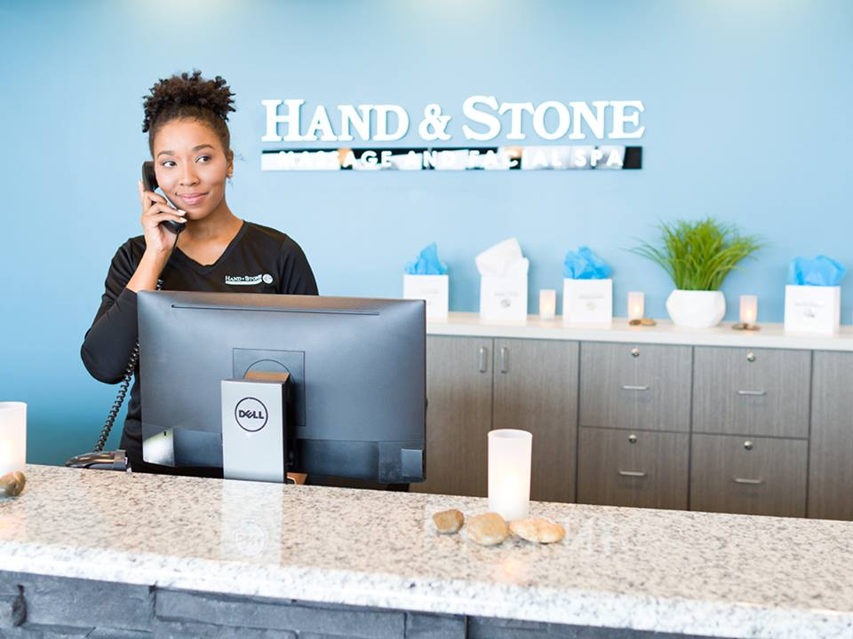 Hand & Stone Massage and Facial Spa - Bartlesville Positively