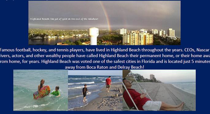 Highland Beach Real Estate - Highland Beach Regulations