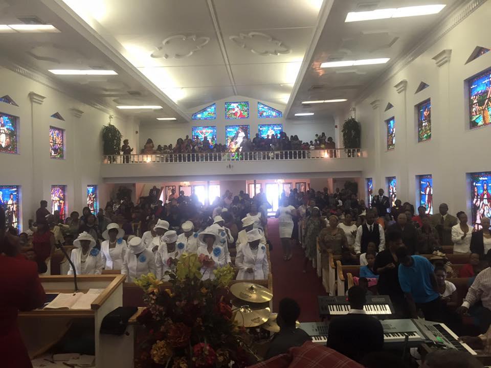 Hill Top Missionary Baptist - Riviera Beach Webpagedepot