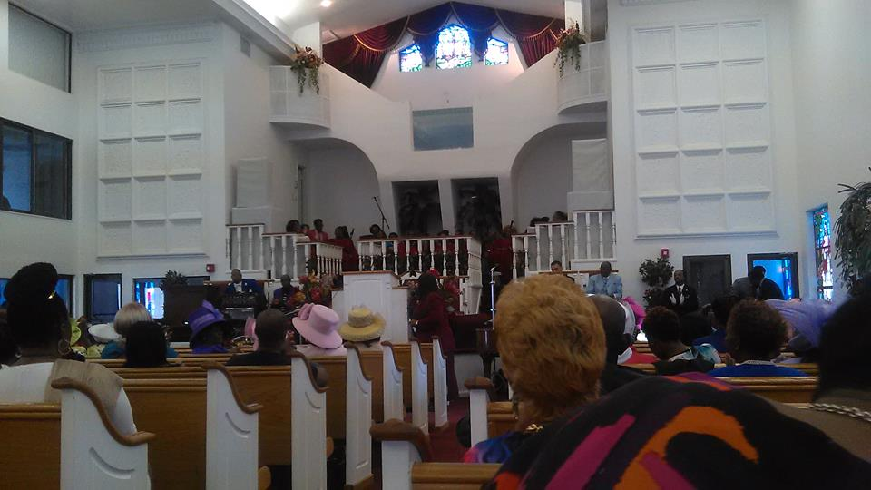 Hill Top Missionary Baptist - Riviera Beach Wheelchairs