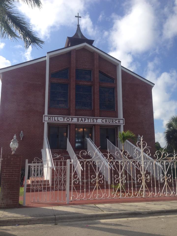 Hill Top Missionary Baptist - Riviera Beach Maintenance